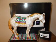 "Trail Of Painted Ponies  Sequintial - A Sequine ""2003 2E 268 FREE INSURED SHIP!"
