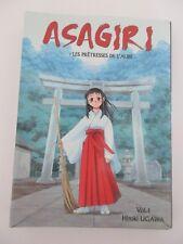 Manga ASAGIRI LES PRÊTRESSES DE L'AUBE Volume 1 - Hiroki Ugawa Editions Ki-oon