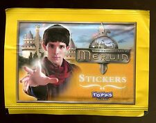 Merlin 2009 Topps Packet Pack Stickers Sealed