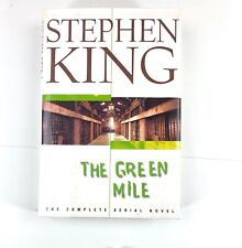 The Green Mile: The Complete Serial Novel King, Stephen Hardcover Book