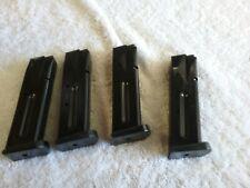 Sig Sauer P226 9mm 10-Round Magazine (Black) Lot of 4.