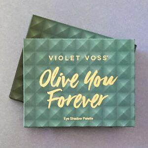VIOLET VOSS Olive You Forever Eyeshadow Palette | 12 Shades