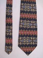 -AUTHENTIQUE cravate cravatte RENATO BALESTRA   100% soie  TBEG  vintage