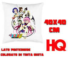 To Love Ru Kentaro Yabuki Lala Yami Golden Darknes Anime cuscino pillow 40X40 cm