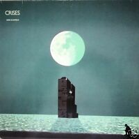 Mike Oldfield ‎- Crises GER 1983 LP Vinyl