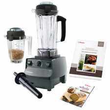 Vitamix 5200 Blender Black w/ Dry Grain Container Super Package - In Box