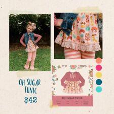 Matilda Jane Oh Sugar Tunic!!! Size 4