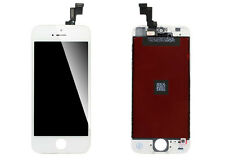A++ IPhone 5S LCD Digitizer Touch Screen Replacement Assembly White A1533,A1457