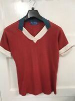1950s mens shirt true vintage rockabilly