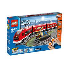 Lego City 7938 - City Passagierzug Verpackung 1B