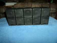5 BOSE LIFESTYLE 18/28/30/35/38/48/50/V20/V25/V30/V35 JEWEL CUBE SPEAKERS