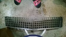 1977 1978 1979 Cadillac Deville Fleetwood Front Grill Grille OEM Used