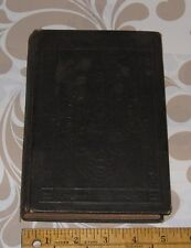 Vintage New Testament Bible-Swedish 1886 in very good shape, ships 4 free in USA
