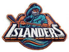 "1995-97 NEW YORK ISLANDERS NHL HOCKEY 3.25"" FISHERMAN TEAM LOGO PATCH"