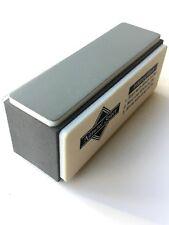 Polierblock  /  Glanzblock   /  4-Seitig Grau  Feilblock Schleifblock Shiny
