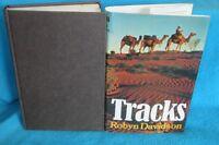TRACKS ~ Robyn DAVIDSON  SCARCE 1st HbDj 1980.Thomas Cook Travel Book Award MELB