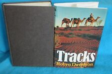 TRACKS ~ Robyn DAVIDSON  SCARCE 1st HbDj 1980.Thomas Cook Travel Book Award MELB