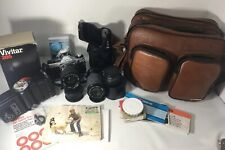 Canon AE-1 Program with lots of extras