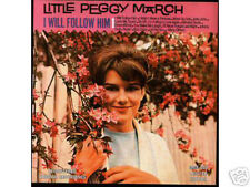 LITTLE PEGGY MARCH - ULTIMATE COLLECTION POP CD