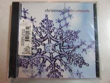 CHRISTMAS PIANO MOODS 2003 12 TRK CD JINGLE SILVER BELLS SILENT NIGHT FIRST NOEL