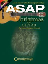 ASAP Christmas for Guitar Sheet Music Learn to Play the Fingerstyle 000001574