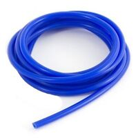 3 Meter 5MM Silicone pipe Hose pipe, turbo boost,coolant,Wire Insulation