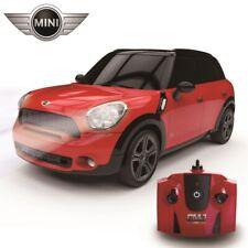 Remote Control Mini Cooper S Countryman Red RC Car 1:24 2.4Ghz