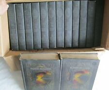 Little Journeys Elbert Hubbard 14 Volumes Roycrafters 1916 William Wise & Co Pub