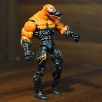7'' Comic Hero Avengers Venom Movie Monster Phage PVC Action Figure Joints Move