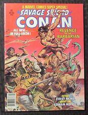 1977 Marvel Super Special SAVAGE SWORD OF CONAN Magazine #2 VF 8.0