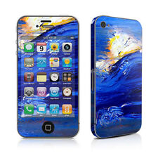 Blue Mobile Phone Decals for Apple
