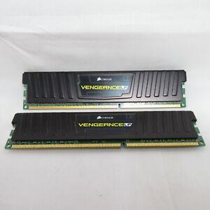 2x8GB DDR3 RAM (16Gb Memory Corsair Vengeance LP) PC3 1600MHz CML16GX3M2A1600C10