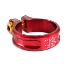 KCNC SC11 Seat Post Clamp 7075 Alloy , 36.4mm, Red