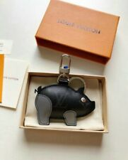 LOUIS VUITTON Pig Bag Charm and Key Holder Small pendant New