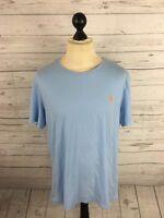 RALPH LAUREN T-Shirt - Size XL - Blue - Great Condition