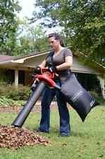 Craftsman Leaf Blower 2 Speed 12 Amp Lawn Yard Sweeper Vacuum Mulcher Bag