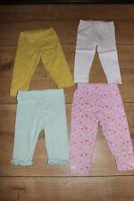 bac77e8c497bd0 Paket aus 4 kurzen Leggings für Mädchen, Größe 86 u.a. vertbaudet, lupilu