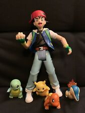 Pokemon Nintendo Innovision Battle Stadium Figures Hasbro Lot of 5 Ash Pikachu