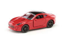 Siku Diecast Metal Mini Car #1520 Jaguar F-Type R Red Color Sport MIB
