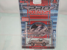 69 CORVETTE COUPE  - with Opening Hood 1:64 scale  by Maisto PRO TOURING
