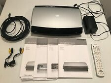 Bose Lifestyle AV48 Media Center/DVD player with Hard Drive-340 hours of uMusic