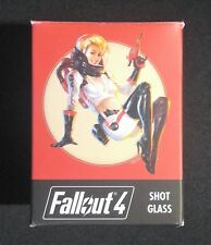 Fallout 4 Nuka Cola Shot Glass Bethesda 2015