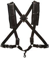 BG S40CSH Men's Alto/Tenor Saxophone Comfort Harness with Snap Hook