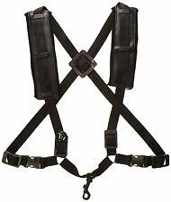 BG S40CSH Men's Alto/Tenor Saxophone Comfort Harness with Snap Hook
