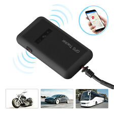 Real Time GPS Tracker GSM GPRS Locator Tracking Device for Car Vehicle Moto Bike