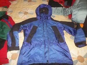 Purple Mountain Hardwear Wmns 10 Ethereal Gore-tex Parka Jacket Coat Medium READ