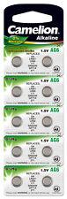 10 X AG6 LR69, LR920, 371, 171 Qualitätsbatterien NEU  9,5 x 2,15mm