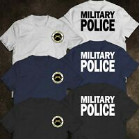 NEW Army Military Police Department United States Special Police T-Shirt S-3XL