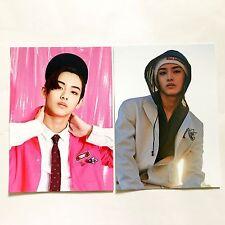 SM TOWN NCT127 3rd Mini Album Cherry Bomb Official WINWIN Postcard Set