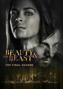 Beauty and the Beast FINAL Season 4 Series FOUR (DVD SET) OVER 9 HOURS ! NEW